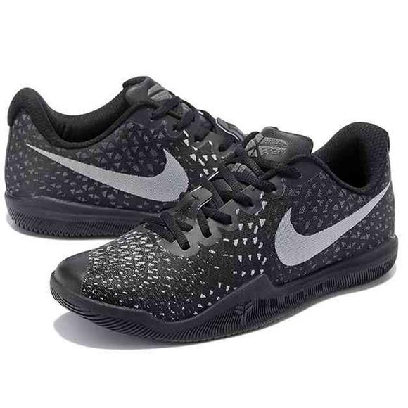 42745c2fd8d8 Nike Mamba Instinct Black Grey 852473-001 Kobe New